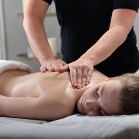 Schwedische Massage (55 Min.)